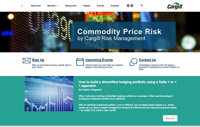 commodity-price-risk